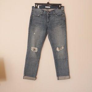 NWT JAMESJEANS Neo Beau Slim Fit Boyfriend Jeans
